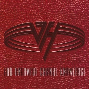 For Unlawful Carnal Knowledge album cover