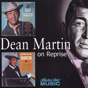 Country Style~ Dean 'Tex' Martin Rides Again album cover