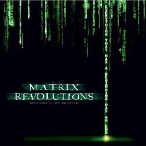 The Matrix Revolutions: Music From The Motion Picture (Score) album cover