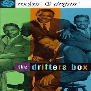 Rockin' & Driftin': The Drifters Box album cover
