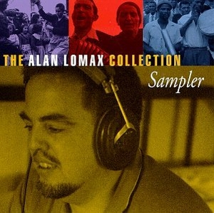 Alan Lomax Collection Sampler album cover