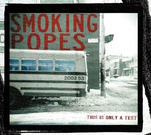 This Is Only A Test album cover
