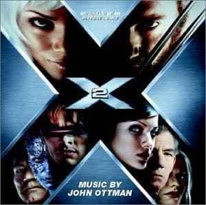X2 (Original Motion Picture Score) album cover