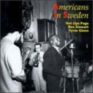 Americans In Sweden album cover