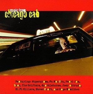 Music From Chicago Cab album cover