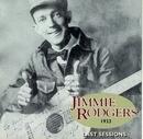 Last Sessions-1933 album cover