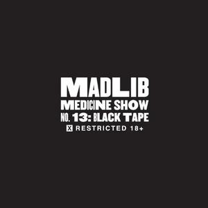 Medicine Show No. 13: Black Tape album cover