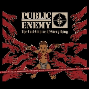 The Evil Empire Of Everything album cover