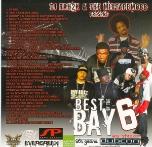 Best Of The Bay 6 album cover
