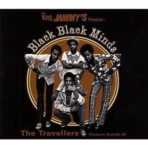 Black Black Minds album cover
