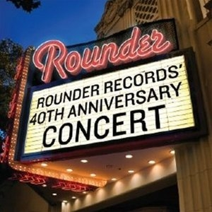 Rounder Records' 40th Anniversary Concert album cover