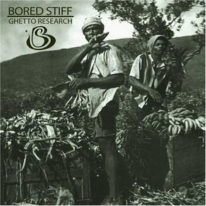 Ghetto Research album cover