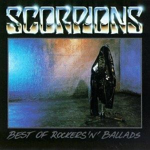 Best Of Rockers 'N' Ballads album cover