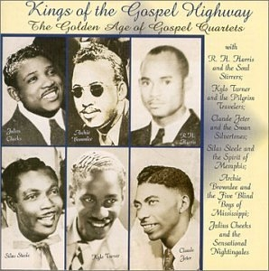 Kings Of The Gospel Highway album cover