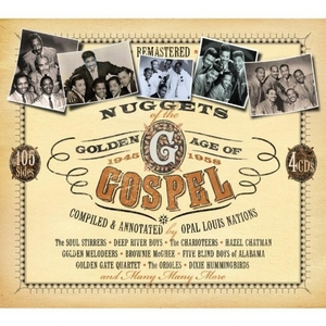 Nuggets Of The Golden Age Of Gospel 1945-1958 album cover