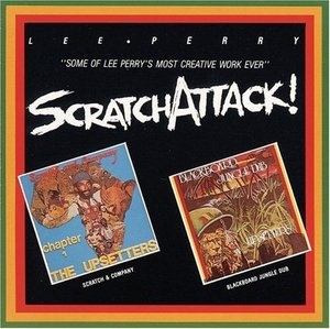 Scratch Attack! album cover