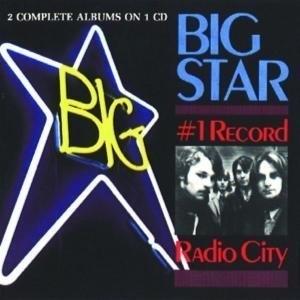 #1 Record~ Radio City album cover