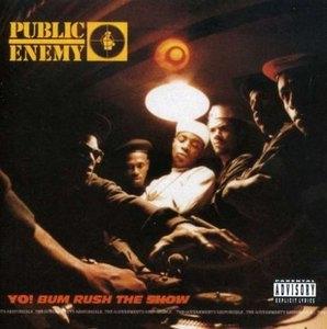 Yo Bum Rush The Show album cover