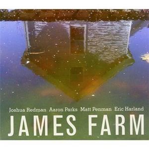 James Farm album cover