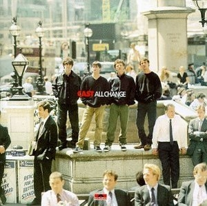 All Change album cover