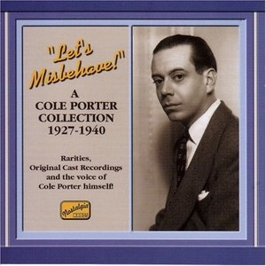 Let's Misbehave! A Cole Porter Collection, 1927-1940 album cover