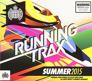 Ministry Of Sound: Running Trax Summer 2015 album cover