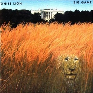 Big Game album cover