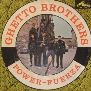 Fuerza Power album cover