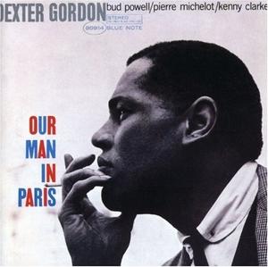 Our Man In Paris album cover