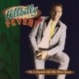 Hillbilly Fever Vol.4: Legends Of The West Coast album cover