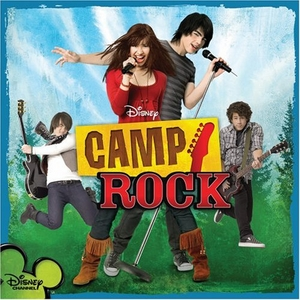 Camp Rock  (Original Television Soundtrack) album cover
