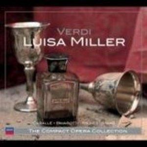 Verdi: Luisa Miller album cover