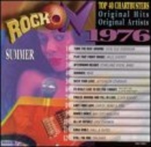 Rock On 1976: Summer album cover