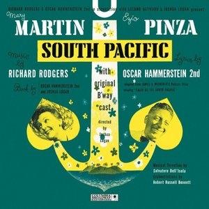 South Pacific (Original 1949 Broadway Cast) album cover