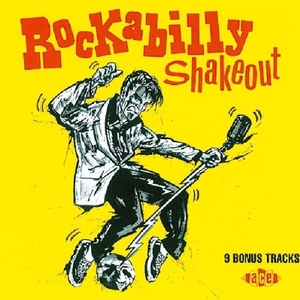 Rockabilly Shakeout album cover