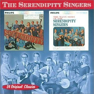 Serendipity Singers-The Many Sides Of album cover