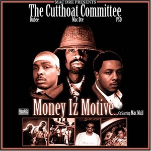 Money Iz Motive album cover