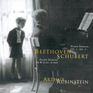 Rubinstein Collection, Vol.55 album cover