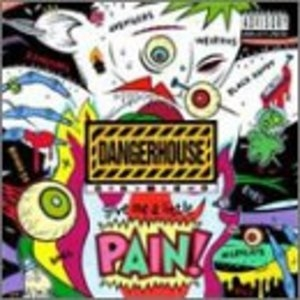 Dangerhouse Vol.2 album cover