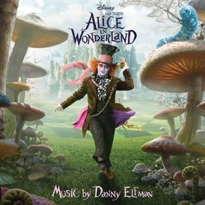 Alice In Wonderland album cover