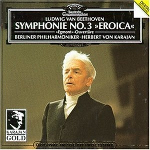 Beethoven: Symphony No.3 'Eroica' album cover