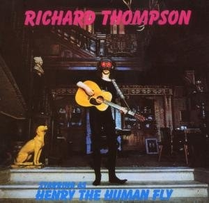 Henry The Human Fly album cover