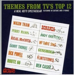 Themes From Tv's Top 12 album cover