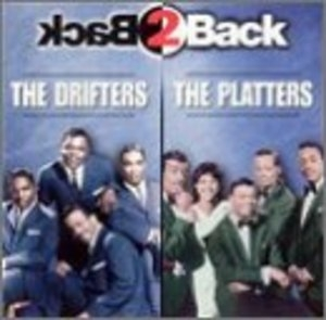 Back 2 Back: The Drifters And The Platters album cover