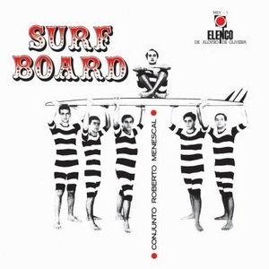 Surfboard album cover
