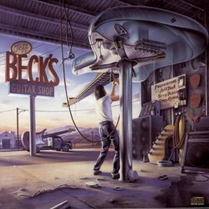 Jeff Beck's Guitar Shop album cover