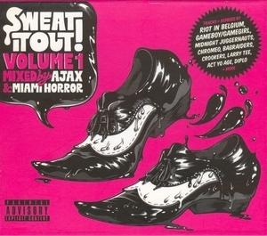 Sweat It Out!, Vol. 1 album cover