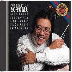 Portrait Of Yo-Yo Ma album cover