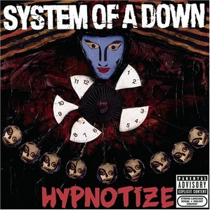 Hypnotize album cover