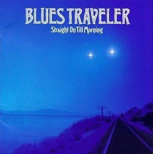 Straight On Till Morning album cover